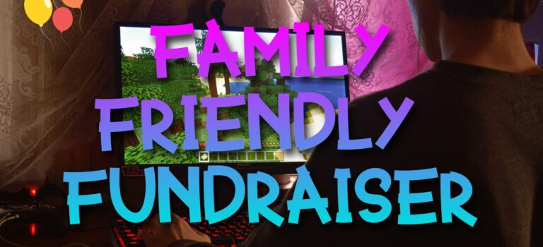 """A title image reading """"Family Friendly Fundraiser in aid of Raise For Rosie"""""""