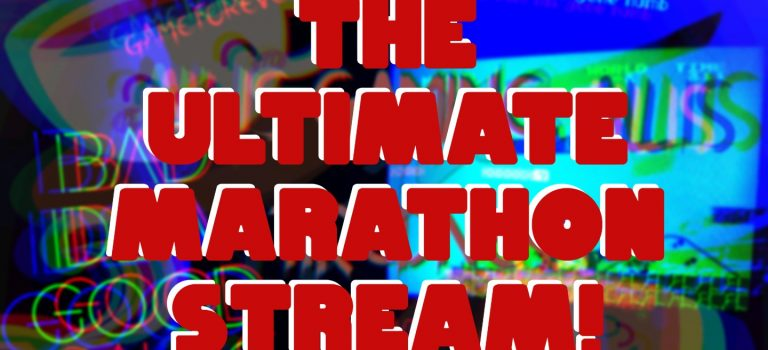 The Ultimate Marathon Stream – Macmillan Game Heroes